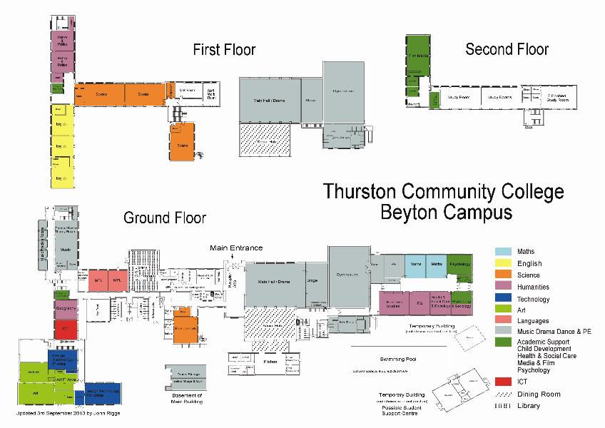 2014 Beyton Campus Plan